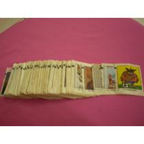 Figurinhas Ping Pong Copa 1982 , 82 ( Coleção Completa)