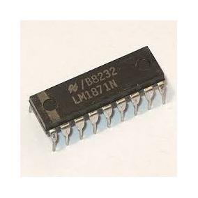 Integrados Lm1871 Y Lm1872 (el Par) Control Rc 1871 1872