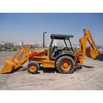 08) Retroexcavadora Case 580m Series 2 C/kit Hidraulico 2005
