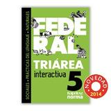Manual Triárea 5 Interactivo - Federal - Ed. Kapelusz