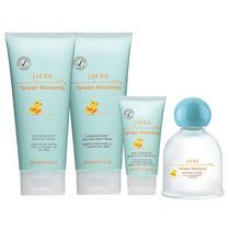 Perfume Para Bebe Tender Moments Jafra Locion Crema Shampoo