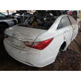 Hyundai Sonata 2011-2013 En Desarme