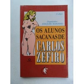 Os Alunos Sacanas De Carlos Zéfiro! R$ 20,00 Cada! Novo!