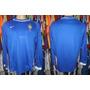 Camisa Brasil 2000 2001 Mangas Longas Nike Autentica Rara