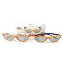 Par Óculos 3d Passivo Lg Ag F400dp Dual Play
