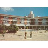 Clv-4933- Postal Caldas Novas, G O- Hotel Pousada Rio Quente