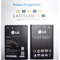 Bateria Lg Optimus 1500mah Bl-44jn Pila P970 E510 E730 L3 L5