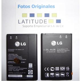 Bateria Lg Optimus Bl-44jn Pila P970 E510 E730 L3 L5 Orignal