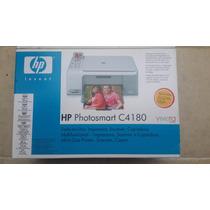 Impressora Multifuncional Hp C4180 Photosmart All In One