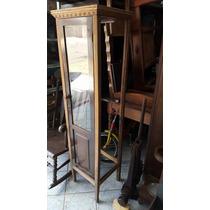Cristaleira Antiga Para Restauro (only Wood)