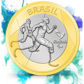 Moeda Comemorativa (jogos Olímpicos) 2016