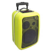 Velikka Bocina Portatil 600w Usb Radio Fm Micro Sd Vkk-18 Am