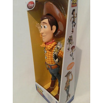 Woody Toy Story Talking Vaquero Figura Muñeco Disney