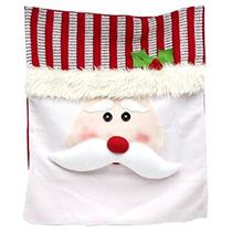 Decoración Silla De Navidad Covers, Elevin Silla (tm) De Sa
