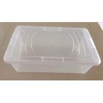 Caja De Plastico Trasparente 1pz