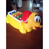 Cachorro Xilofone - Elka - Brinquedo Musical