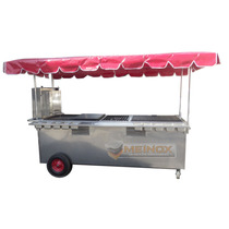 Carro Para Hot Dogs Hamburguesas O Tacos