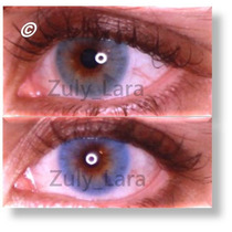 Lentes De Contacto Pupilentes Solotica Hidrocor Nuevos