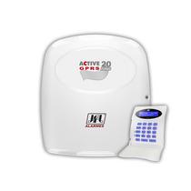 Central De Alarme Active 20 Gprs + 01 Módulo Mrf 01 Jfl