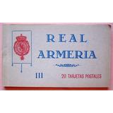 Armas, Real Armeria Iii, 20 Tarjetas Postales