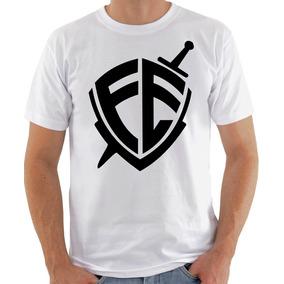 Camisa Camiseta - Fé - André Valadão - Estampa Personalizada