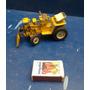 Juguete Antiguo Americano Metal Tractor