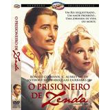 Dvd Raro, O Prisioneiro De Zenda - Ronald Colmann, Lacrado#