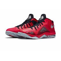 Botas Nike Lebron James Ambasador Vii 7 University Red