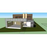 Proyecto Casa Barrio La Pancha 2 - Juana Koslay - San Luis