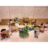 Toy Story Kit Decoração De Festa 10 Display Mdf