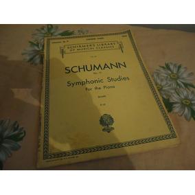 Partitura Para Piano-schumann Op.13 1944