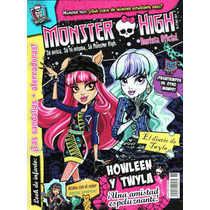 Revista Oficial Monster High No. 15