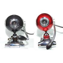 Web Cam Digital Microfone Integrado16 Mp Mesa/ Pc - Cores