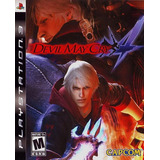 Devil May Cry 4 Ps3 Playstation 3 Nuevo Y Sellado Videojuego
