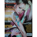 Revista-almanaque Digital De Tatuagem-versão Impressa-n.1