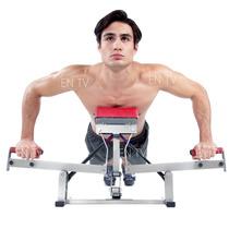 Push Steel Largartijas Tonifica Pecho Biceps Abdomen Pump Up