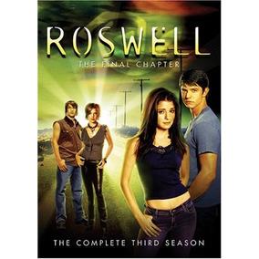Roswell Temporada 3 Tres Importada Serie De Tv En Dvd