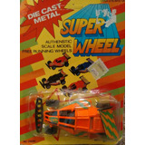 Auto Formula Carrera Super Wheel Metal Con Plastico Rdf1