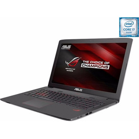 Asus Gaming Laptop Gl752vw-dh71 Intel Core I7 6700hq