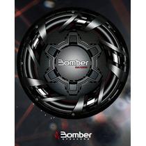 Woofer Bomber 12 Pulgada De Carbono 250 Watt Zona Sur!!!