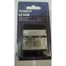 Bateria Olympus Li-50b Li50b Tg-810 Tg-820 Sp810 6000 6010