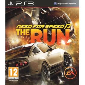 Need For Speed The Run Jogos Carros Corrida Ps3 Promoção