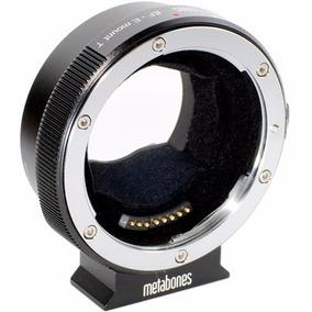 Adaptador Metabones Mark Iv De Lente Canon Ef Para Sony Em