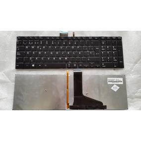Teclado Toshiba S55-a5275 S55-a5257 S55-a5279 Iluminacion