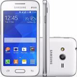 Samsung Ace 4 Lite Duos G313 4gb Branco Frete Grátis   Novo