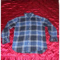 Excelente Camisa Chaps By Ralp Lauren Franela 100% Original