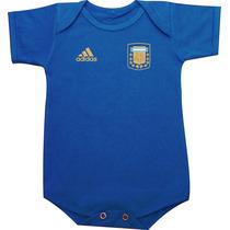 Body Camiseta Camisa Argentina Copa 2014 Messi Aguero