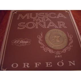 Lp Musica Para Soñar, Album 6 Discos,