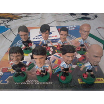 Minicraques Cocacola Argentina World Copa Do Mundo France 98