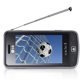Lg E500 Gsm Tv Analógica Redes Sociales Bluetooth 3.2 Mpx